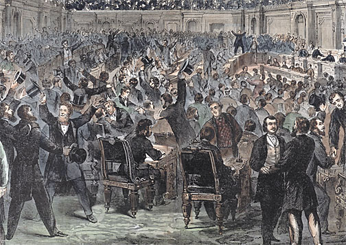 13th Amendment Passes Congress 2